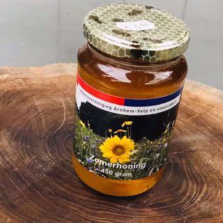 Afbeelding van Zomer honing 450g.