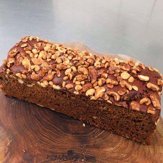 Afbeelding van Ontbijtkoek met noten